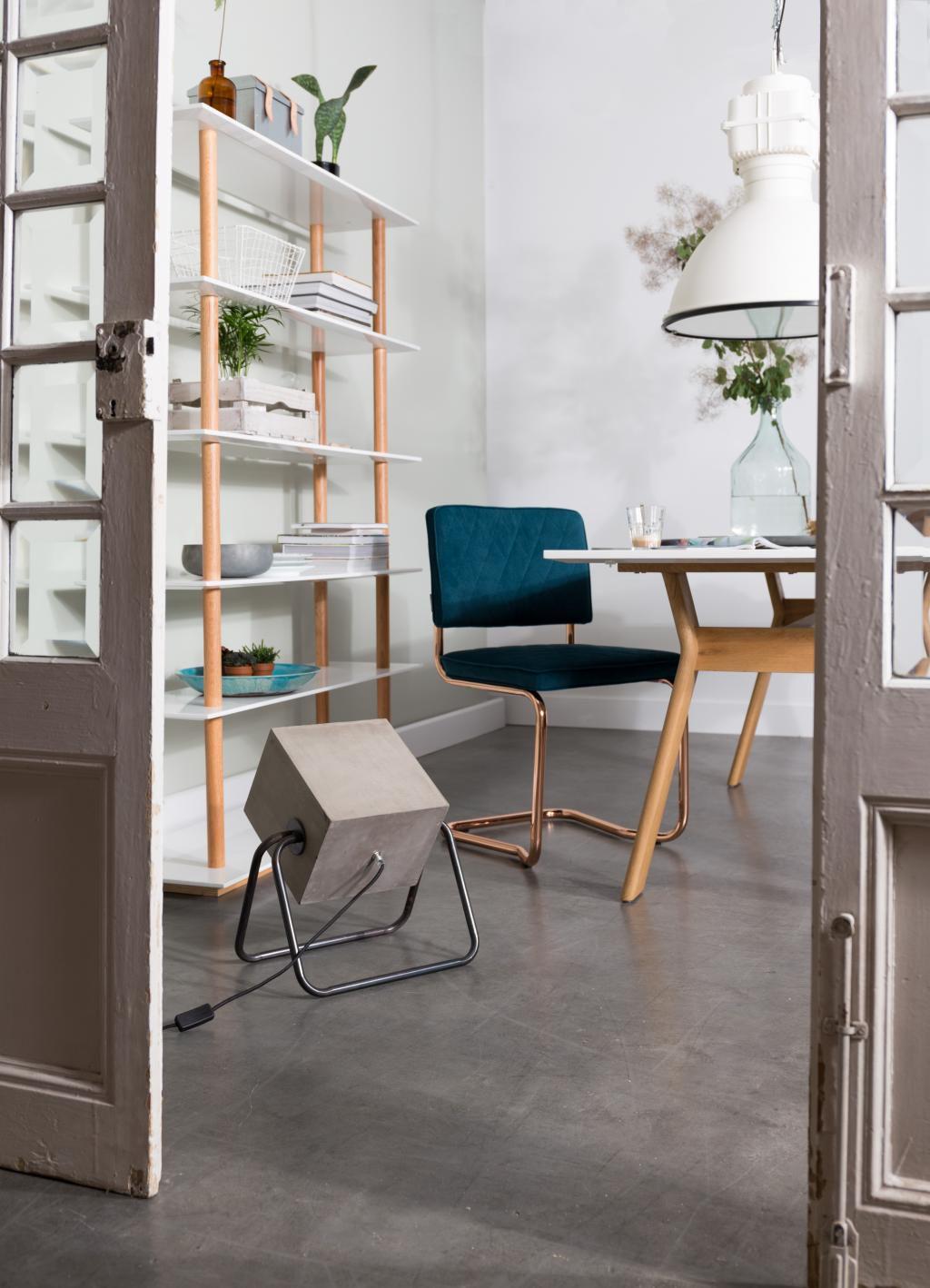 Zuiver Stuhl Diamond Kink Mintgrün - Designwohnen.de
